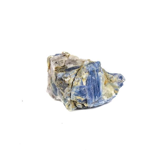 """Kyanite in Quartz 2x2.5"""" Rough Specimen - #34"""