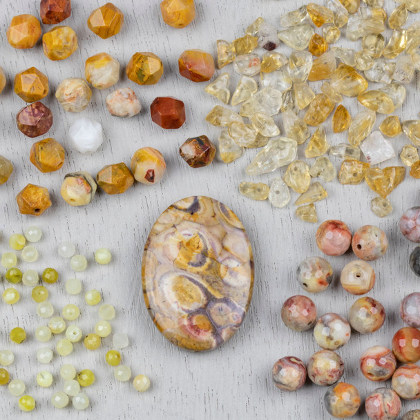 Mustard Designer Collection