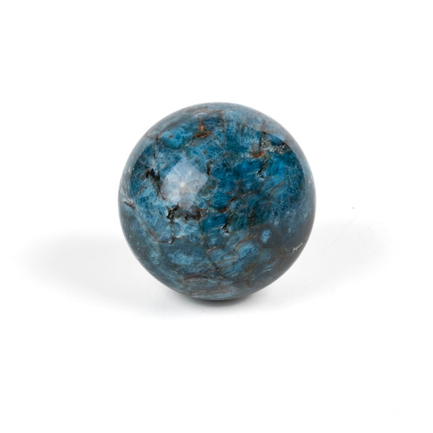 """Apatite Sphere #2 - approx. 2"""", 1 piece"""
