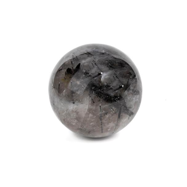 "Rutilated Quartz Sphere #2 - approx. 2.25"", 1 piece"