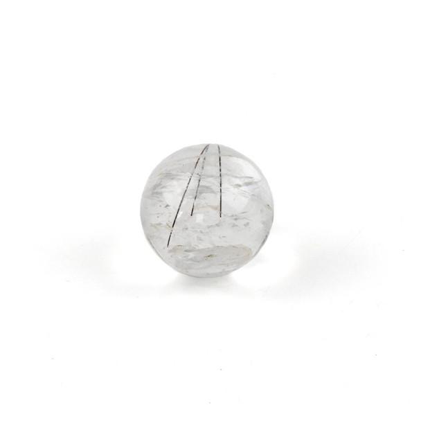 "Gold Rutilated Quartz Sphere #5 - approx. 1.5"", 1 piece"
