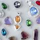 Crystal Focal Pieces