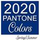 2020 Pantone Colors