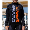 Spinning® Team Cycling Jacket Orange