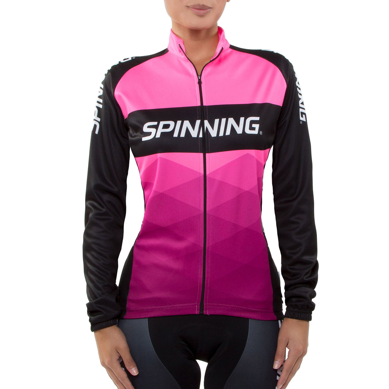 1a0232022 Spinning® Orion Women s Cycling Jacket Pink - Spinning®