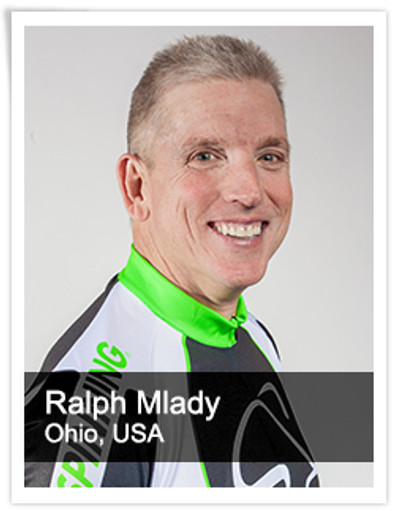 Ralph Mlady, Spinning® Master Instructor | Parma, OH