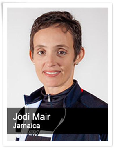 Jodi Mair, Spinning® Master Instructor | Jamaica