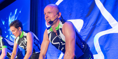 Martin Timmerman, Spinning® Master Instructor and Power Specialist Master Instructor | Germany