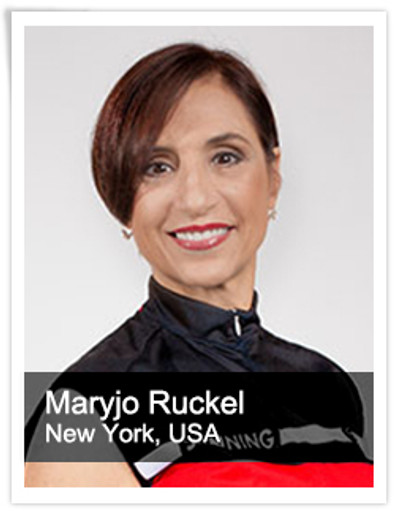 Maryjo Ruckel, Spinning® Master Instructor | New York, USA