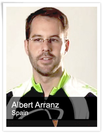Albert Arranz Tomas, Spinning® Master Instructor | Spain