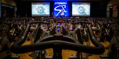 Angela Amedio, Spinning® Master Instructor and Power Specialist Master Instructor | New York USA