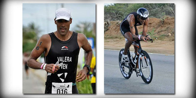 Cesar Valera, Spinning® Master Instructor and IRONMAN® World Championship Competitor | Kona, Hawaii USA