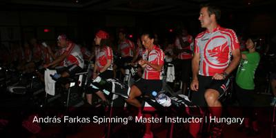András Farkas, Spinning® Master Instructor | Hungary