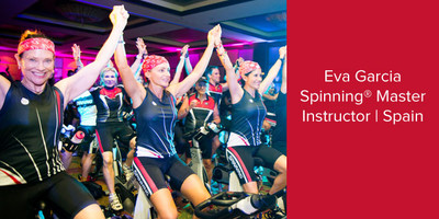 Eva Garcia, Spinning® Master Instructor | Spain
