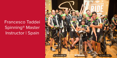 Francesco Taddei, Spinning® Master Instructor | Spain