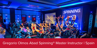 Gregorio Olmos Abad, Spinning® Master Instructor | Spain