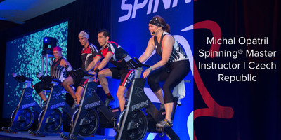 Michal Opatril, Spinning® Master Instructor | Czech Republic
