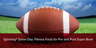 Spinning® Gameday: Fitness Facts for Super Bowl