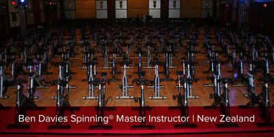 Ben Davies, Spinning® Master Instructor | New Zealand