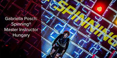 Gabriella Posch, Spinning® Master Instructor   Hungary