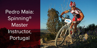 Pedro Maia, Spinning® Master Instructor | Portugal