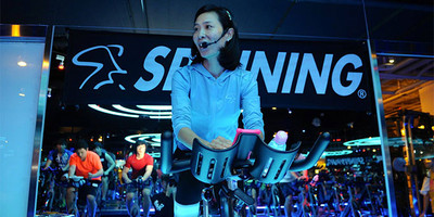 Summer Wu, Spinning® Master Instructor | Taiwan