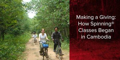 Making a Giving: Teaching Spinning® Classes to Deaf Cambodian Women