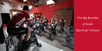 The Big Benefits of Small Spinning® Classes