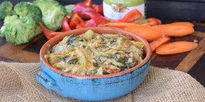 Paleo Spinach Artichoke Dip | PaleoSchmaleo