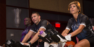 Combining Training and Trust in a Spinning® Program