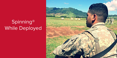 Spinning® While Deployed