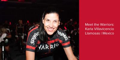 Meet the Warriors: Karla Villavicencio Llamosas| Mexico
