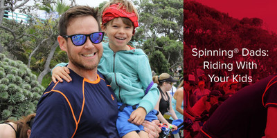 Spinning® Dads: Riding With Your Kids
