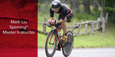 Unlock Your Potential with Spinning® Master Instructor Mark Liu
