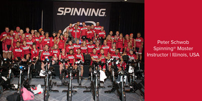 Peter Schwob, Spinning® Master Instructor | Illinois, USA