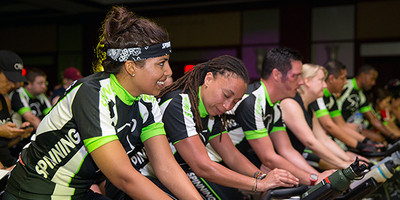Q&A with Certified Spinning® Instructor, Fatima Batook | Saudi Arabia