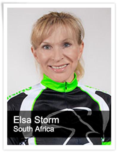 Elsa Storm, Spinning® Master Instructor   South Africa