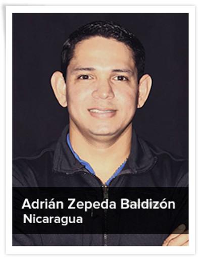 Adrián Zepeda Baldizón, Spinning® Master Instructor | Nicaragua