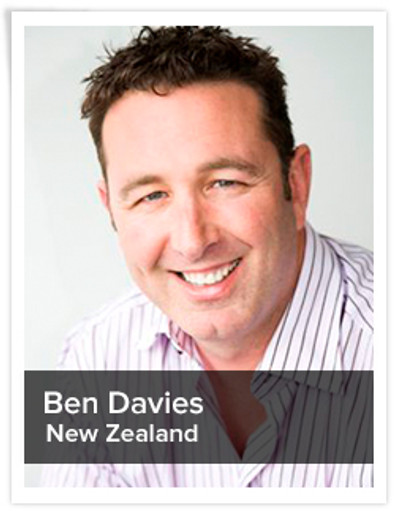 Ben Davies, Spinning® Master Instructor | New Zealand