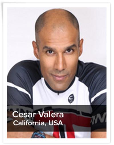 Cesar Valera, Spinning® Master Instructor | California, USA
