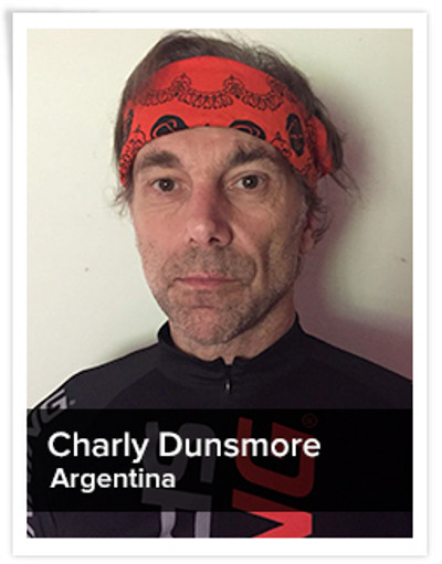 Charly Dunsmore, Spinning® Master Instructor | Argentina