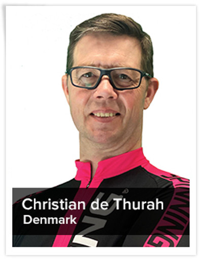 Christian de Thurah, Spinning® Master Instructor | Denmark