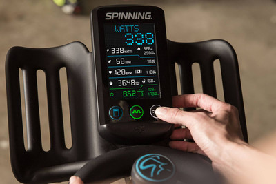 Ride with SPINPower®, Ride with Science