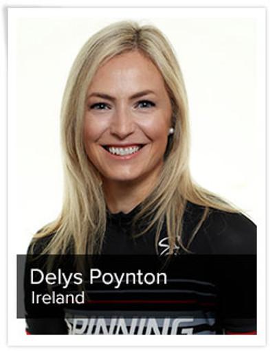Delys Poynton, Spinning® Master Instructor | Ireland