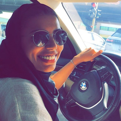 Fatima Batook Empowers Women from the Roads of Saudi Arabia