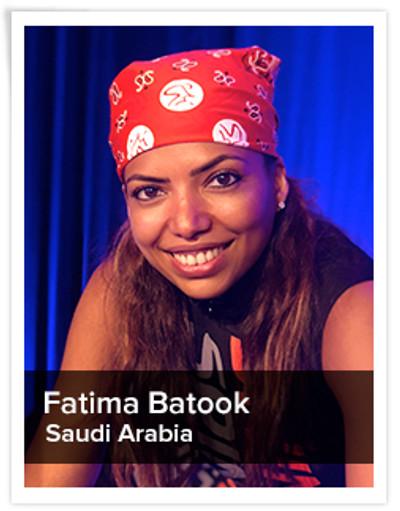 Fatima Batook, Spinning® Master Instructor |Saudi Arabia