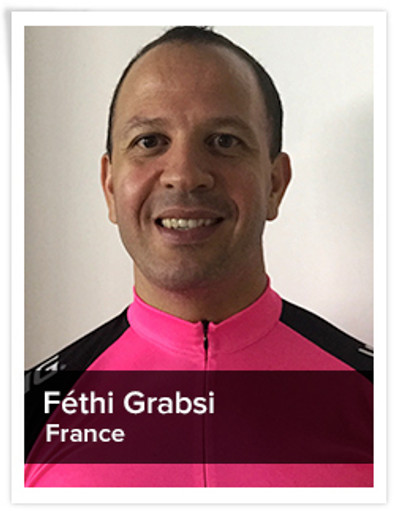 Féthi Grabsi, Spinning® Master Instructor | France