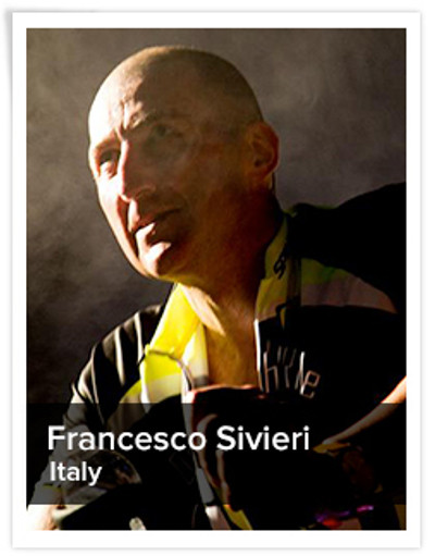Francesco Sivieri, Spinning® Master Instructor and Power Specialist Master Instructor | Italy