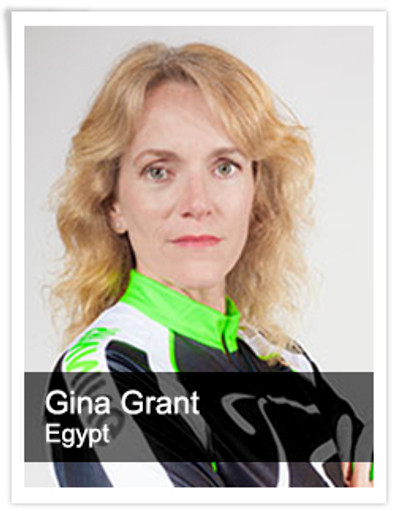 Gina Grant, Spinning® Master Instructor | Egypt
