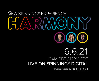 Let's Do This! Harmony: A Spinning® Experience